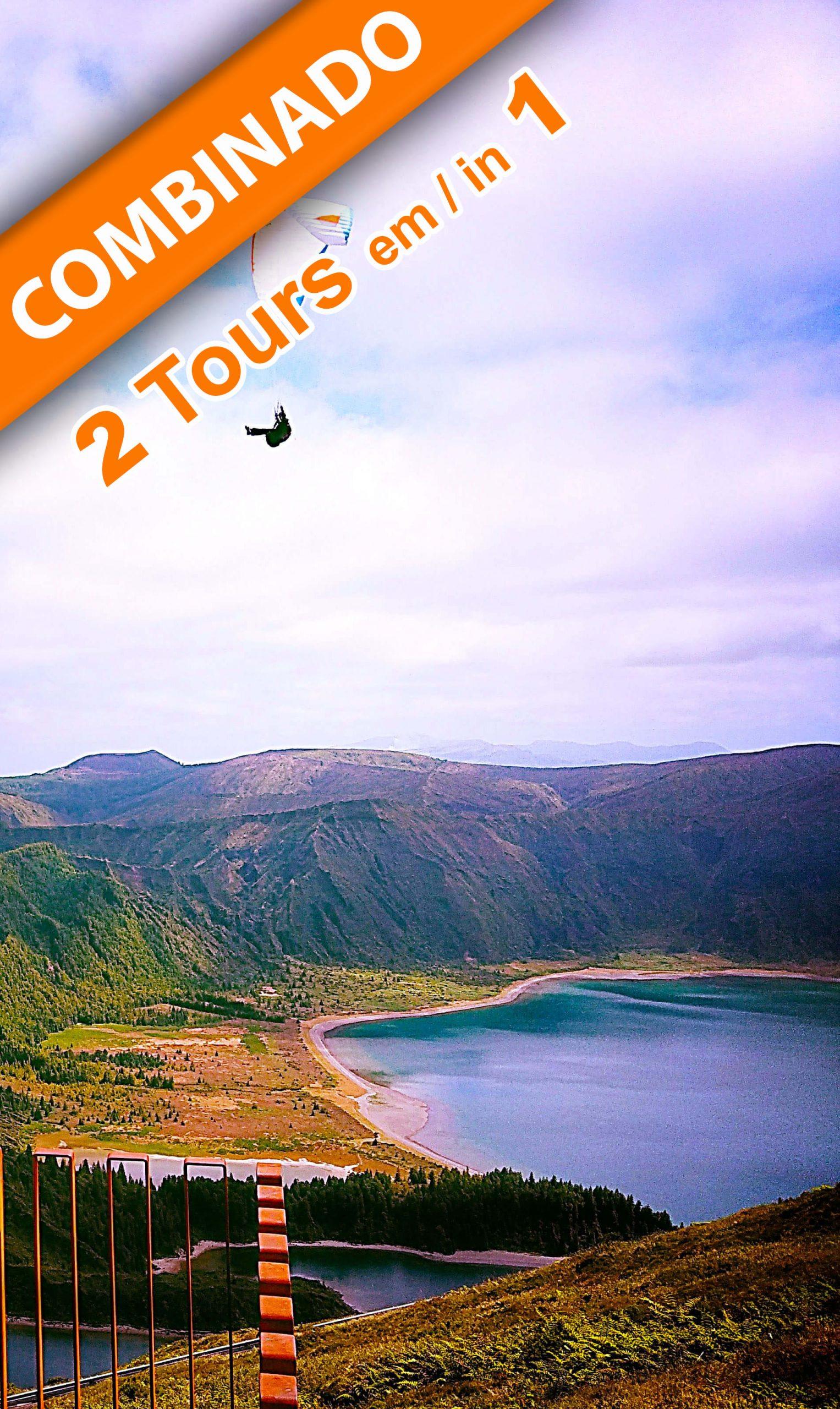 """Sete Cidades & Lagoa do Fogo – """"A Força da Natureza"""""""