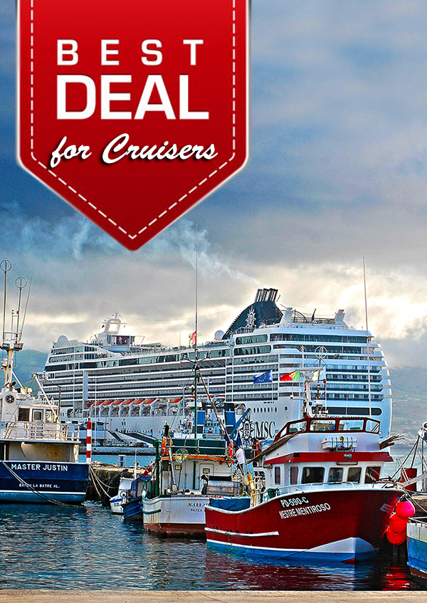"Cruise Excursions ""All Tours in One"""