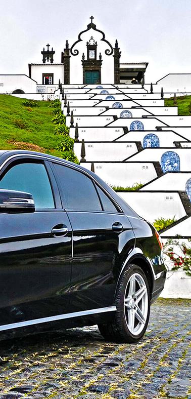 """Passeio privado de carro – """"Exclusivamente para você""""….PROMOÇÃO…. Antes 180€ / AGORA 129€ por viatura."""
