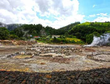 Furnas – East of the Island