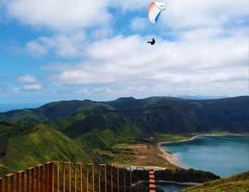 "Lagoa do Fogo – ""Energy Volcano"""